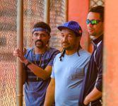 Fausto Mata, Manolo Ozuna y Albert Mena