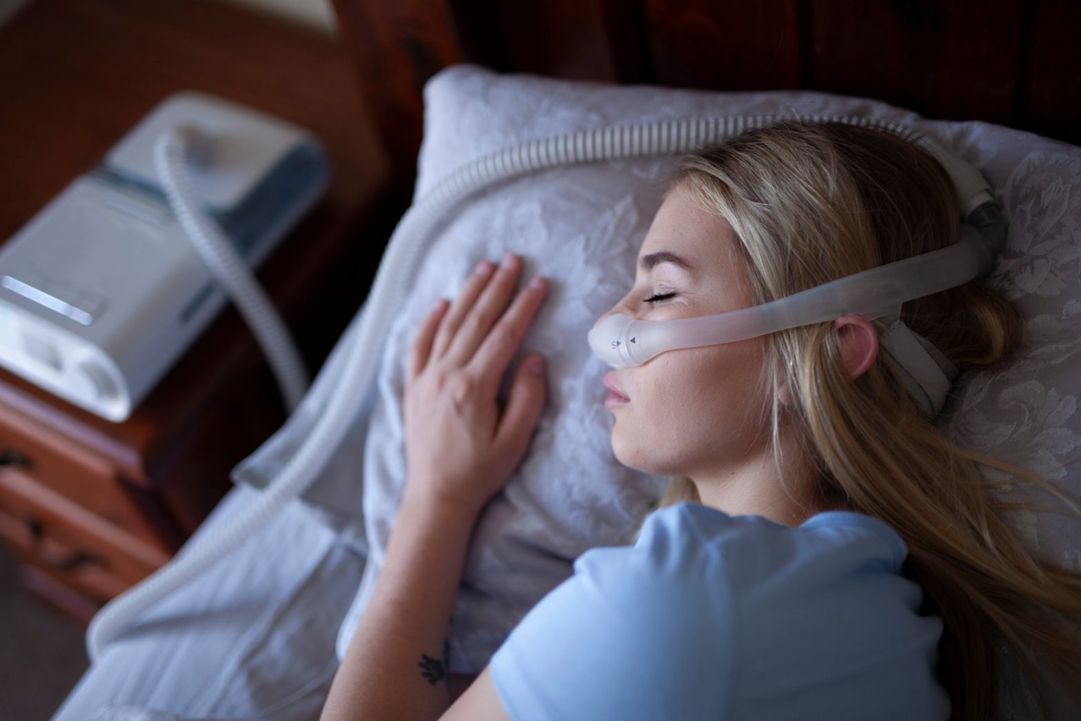 how does a cpap machine work remologie