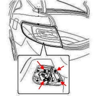 How to remove front and rear bumper Hyundai Grandeur