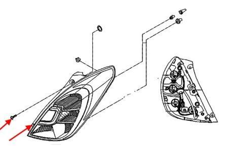 Как снять передний и задний бампер Hyundai i20