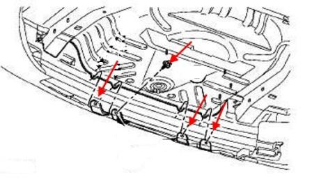 How to remove front and rear bumper Jeep Compass (2007-2017)