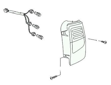 Как снять передний и задний бампер KIA Joice (Carstar)