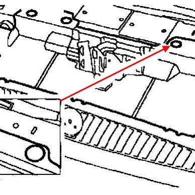 Как снять передний и задний бампер Mercury Cougar (1999-2002)