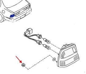 Как снять передний и задний бампер Nissan Maxima A32 (1994