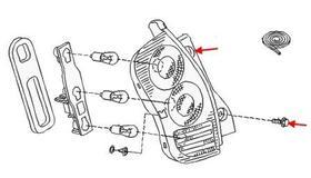 Как снять передний и задний бампер Nissan Micra k12 (2002