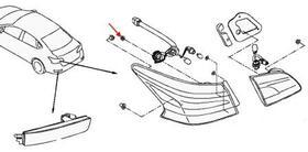 Как снять передний и задний бампер Nissan Sentra B17