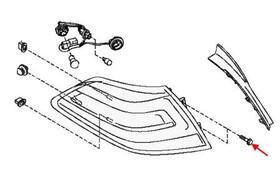 Как снять передний и задний бампер Nissan Teana J32 (2008