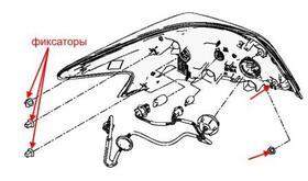 Как снять передний и задний бампер Nissan Teana L33 (после