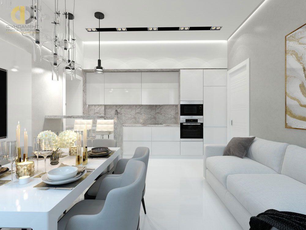 дизайн интерьера квартиры в современном стиле реальные фотографии 2019 5