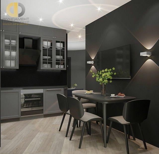 кухня 5 метров дизайн фото в реальной квартире 7