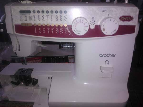 Ремонт швейной машины Brother XL-5011