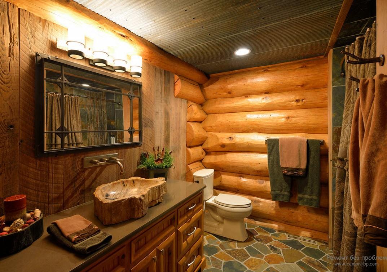 Интерьер и дизайн домов в стиле Шале стильное деревянное