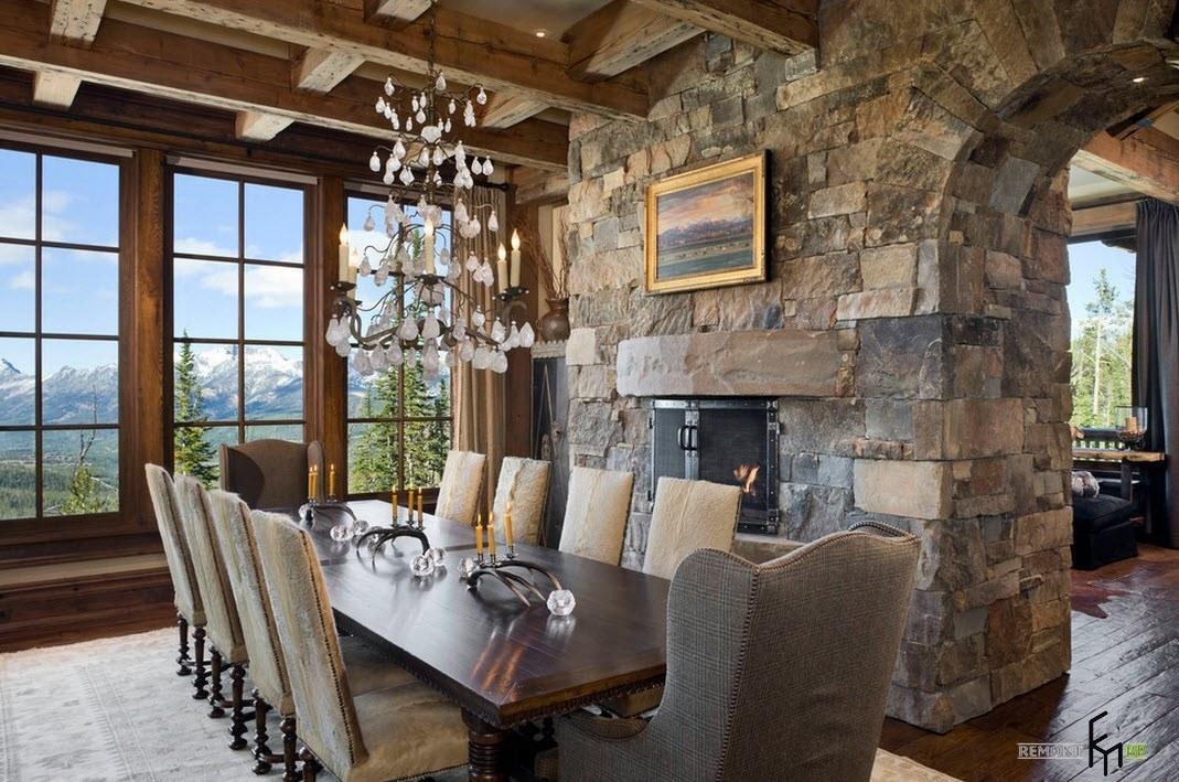 100 лучших идей: стол и стулья в гостиной на фото