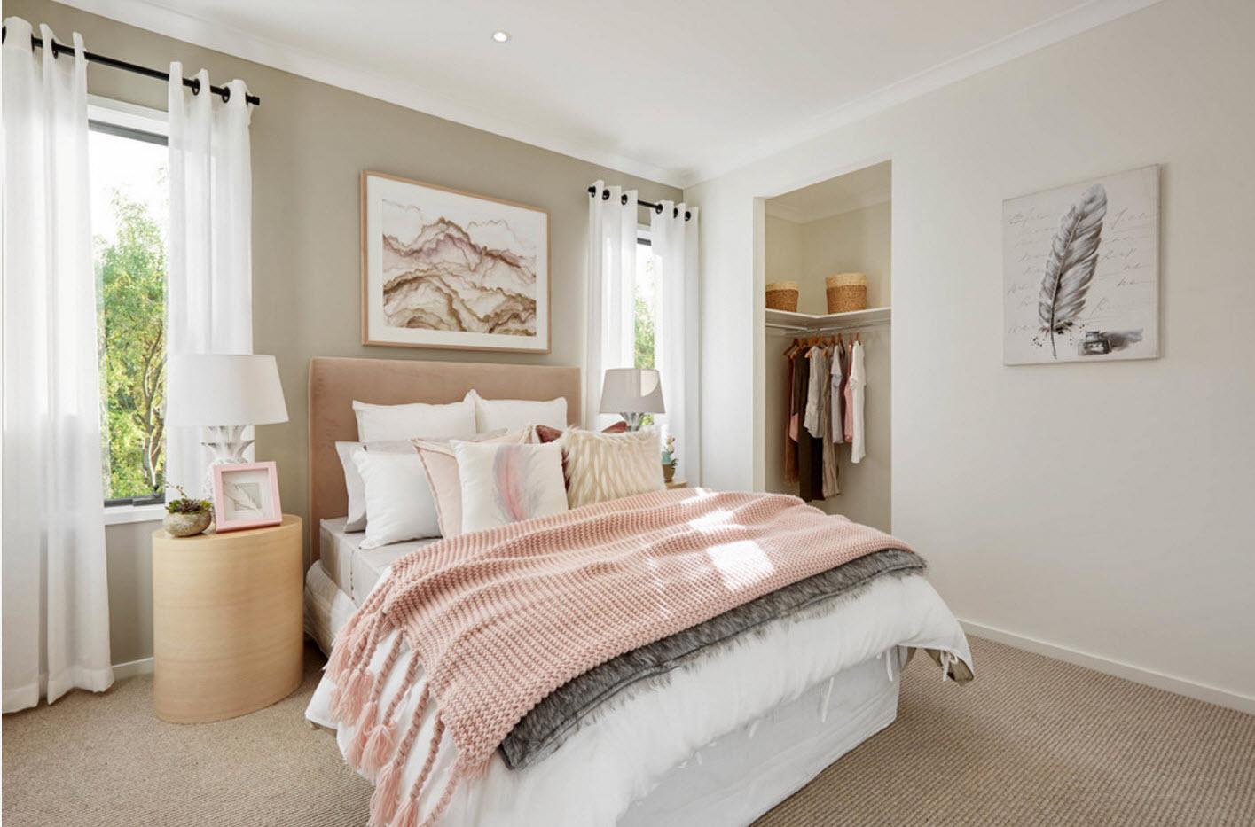 Дизайн спальни 2018 года современные идеи и новинки на фото