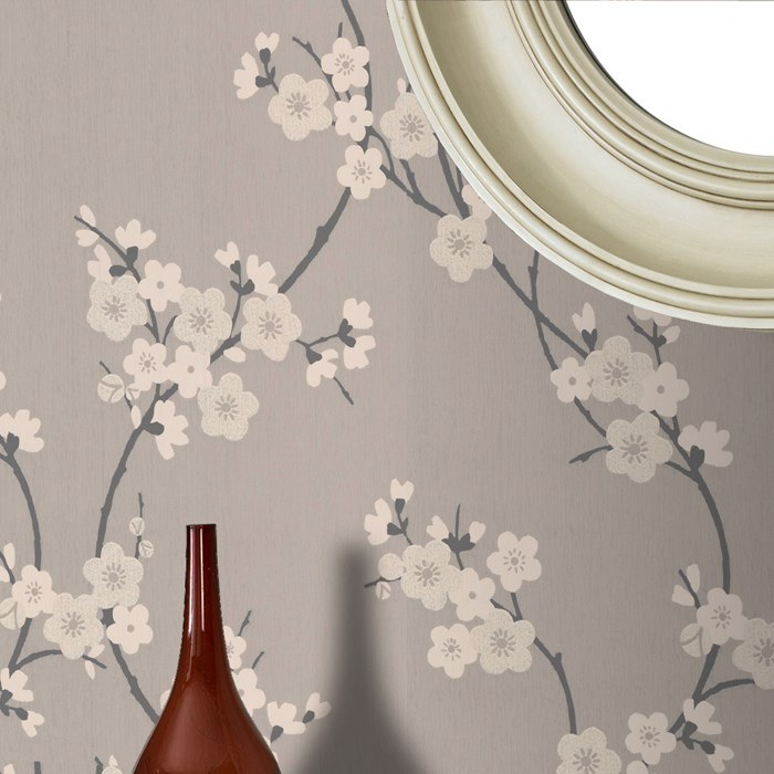 Tapete In Einer Blume Im Innenraum Designtipps Wir Dekorieren Das Moderne Interieur Mit Blumentapeten Tapeten Fur Wande Blumen