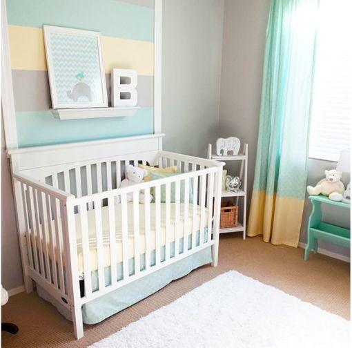 обзавеждане за бебешка стая