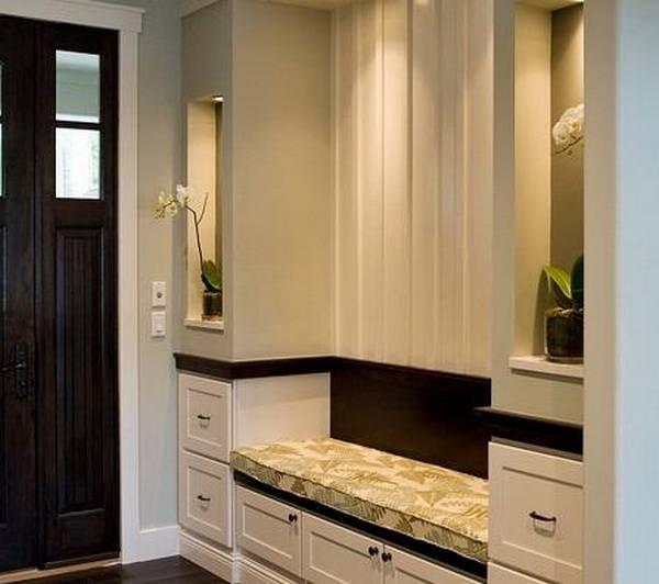 дизайн маленького коридора в квартире фото реальные 1