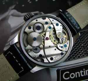 Калибриране на механизма на часовници