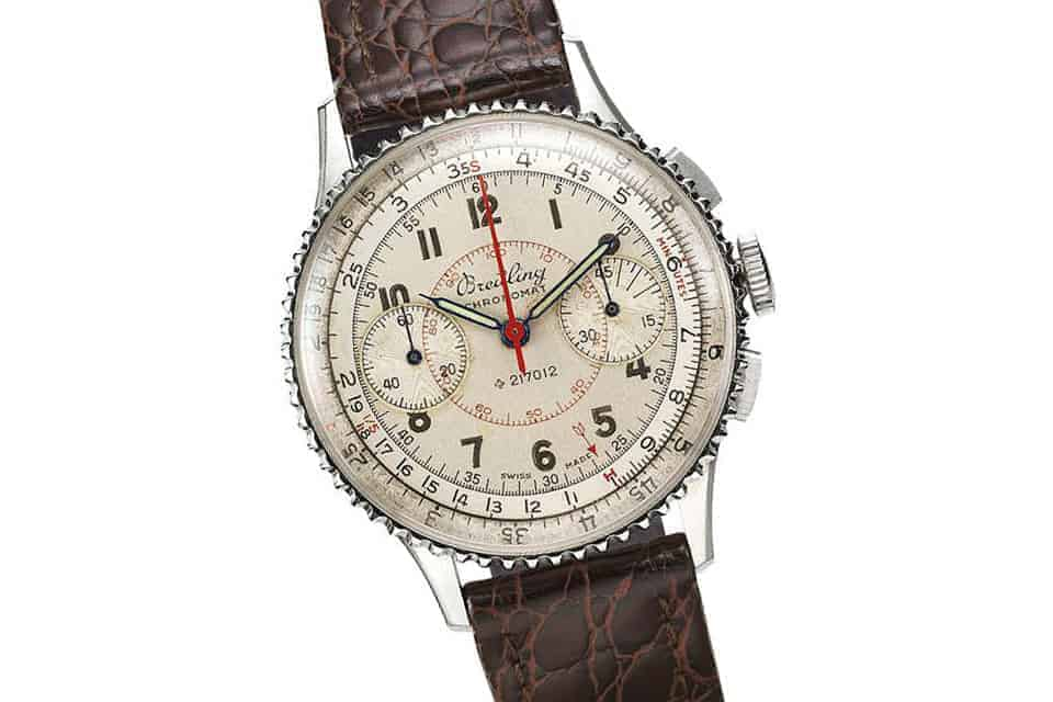 Авиаторски часовник Breitling Chronomat от 1941