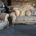 Обивка дивана в Москве