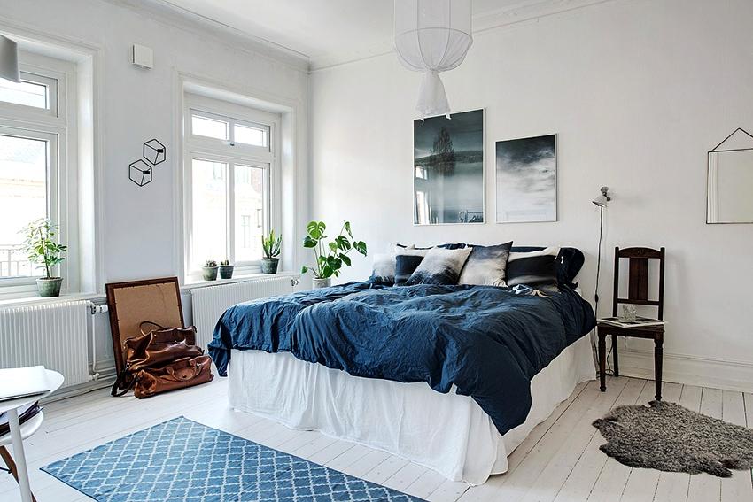 ремонт спальни дизайн фото реальные 1