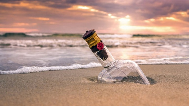 Lego Ideas Ship in a Bottle Toy Photographers