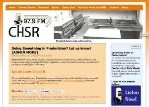 Radio site built by Moran Media