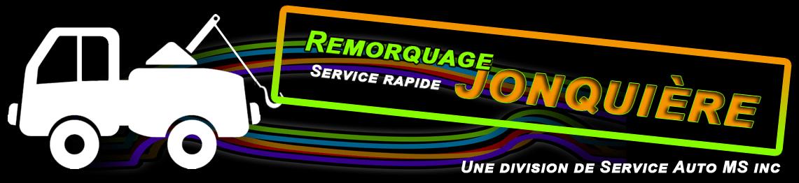Remorquage Jonquiere Logo
