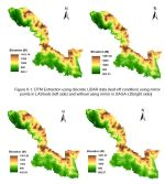 MSc: Analysis of Airborne LiDAR Data for Deriving Terrain and Surface Models