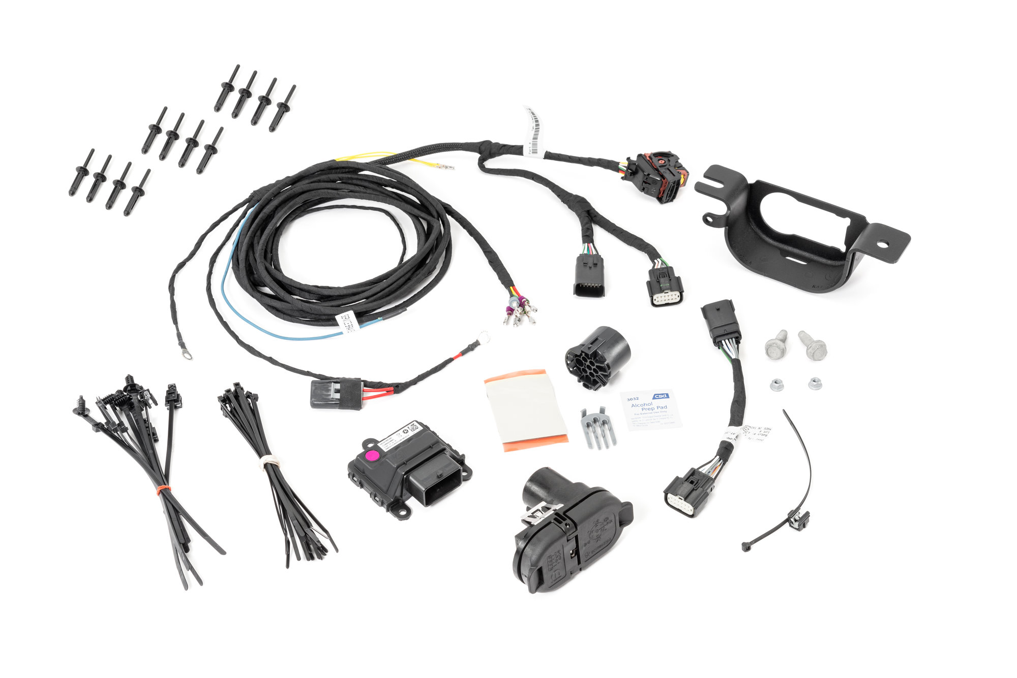 Mopar 82216359AA Hitch Receiver Wiring Harness for 18-21