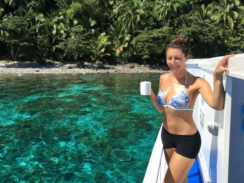 Limasawa Island Padre Burgos Surface Interval Dive