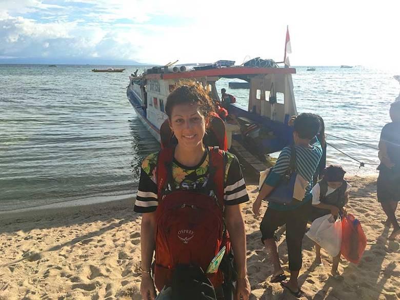 Bunaken Beach Public Ferry