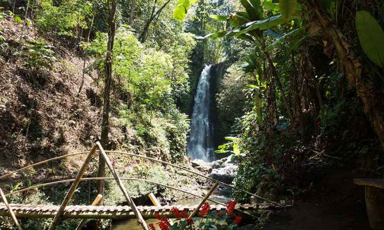 Melanting Waterfall