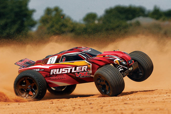 Best Tires For Traxxas Rustler VXL