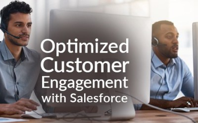 Optimized Customer Engagement with Salesforce
