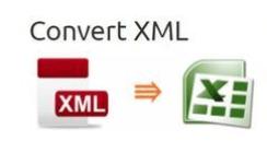 Convert XML to Excel