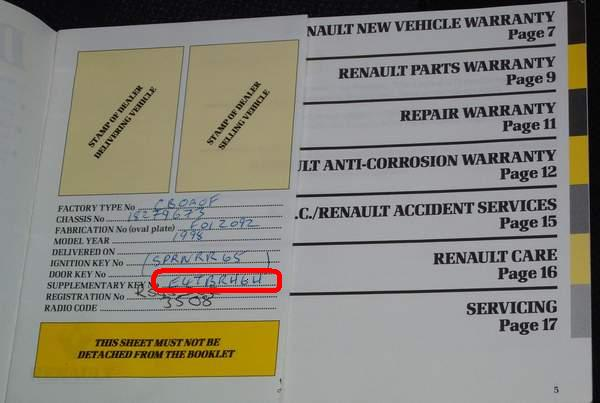 renault master wiring diagram wire harness immobiliser bypass | remote key, uk