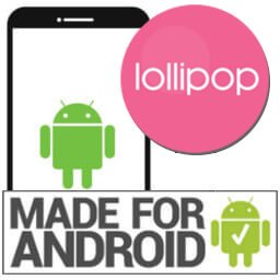 Compatible With Android Lollipop