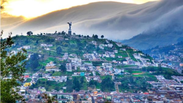 Digital Nomads: Ecuador