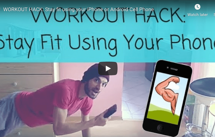 Nomads Workout Hack