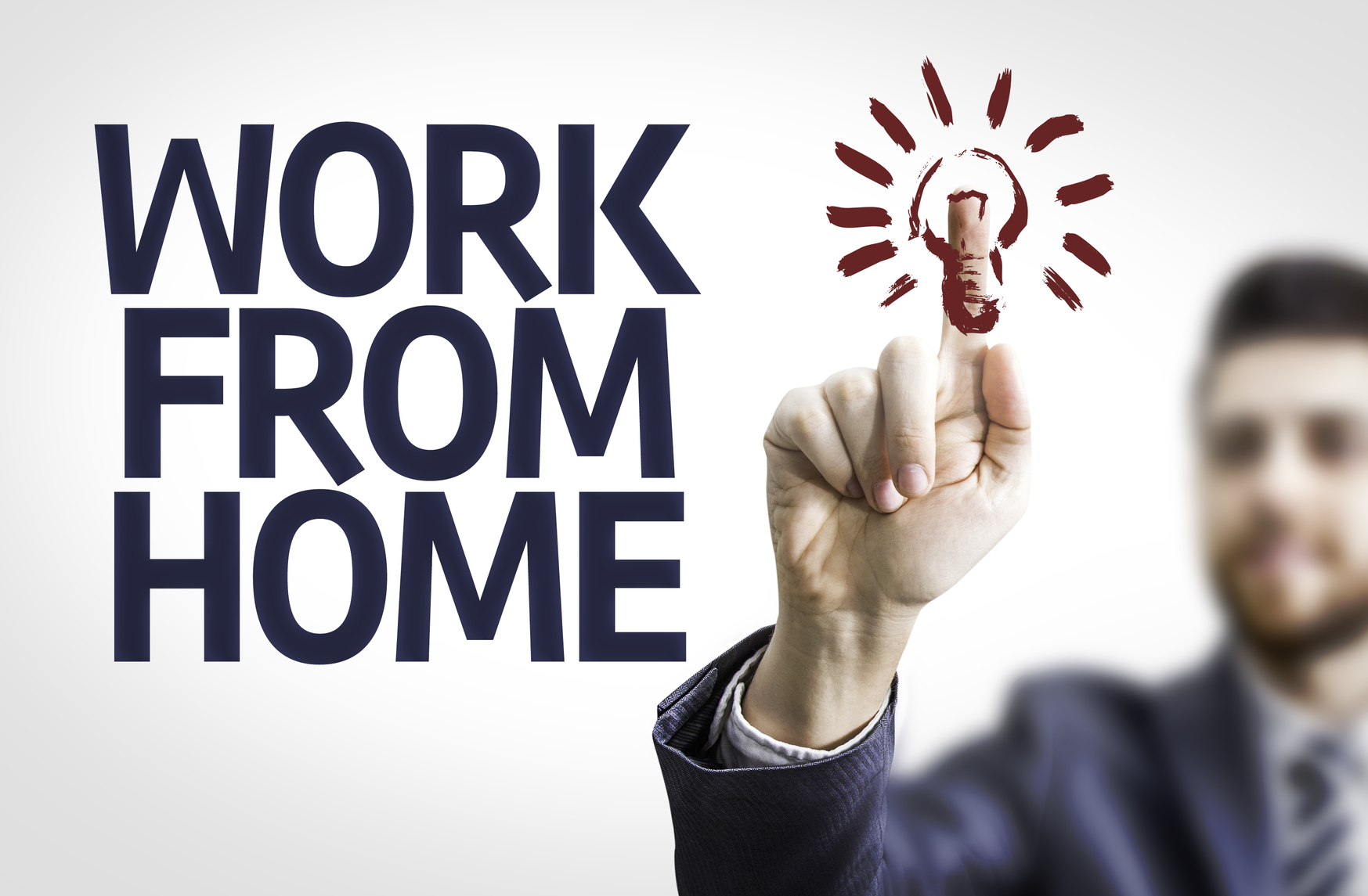 Ideas for home working jobs.