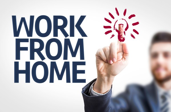 5 work from home jobs