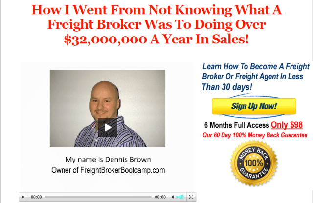 Freight Broker Training Become Freight Broker Freight Agent