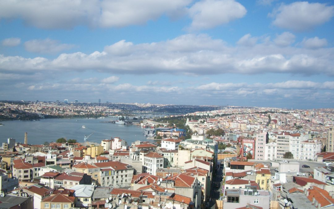 A digital nomad's guide to Istanbul