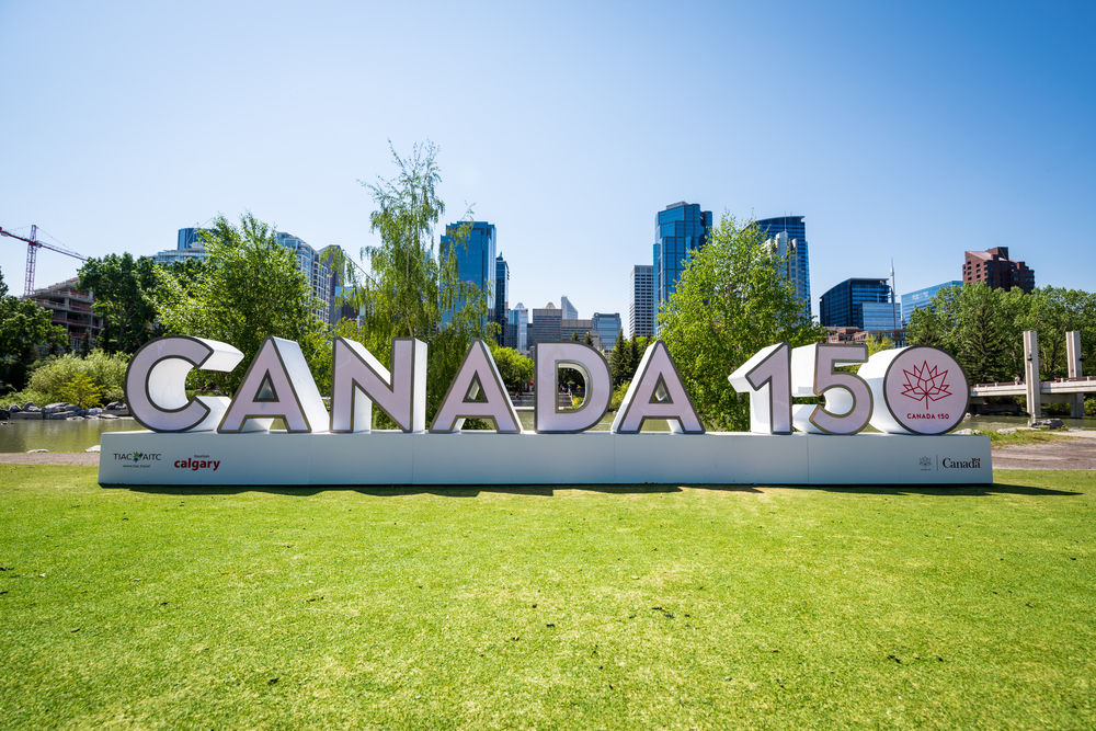 Canada's Polite and Diffident Independence Celebration