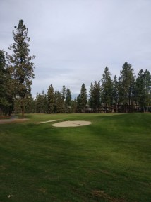 Gallaghers Canyon Community golf course