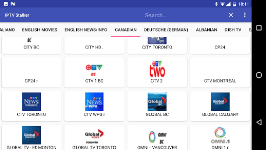 Samsung Smart TV IPTV App Download - RemoteVLC
