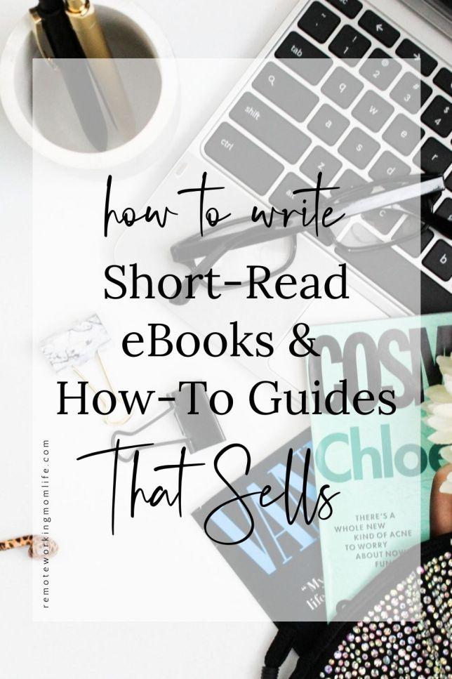write eBooks that sell