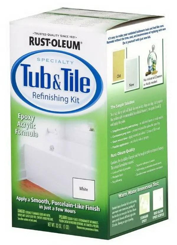 How To Restore And Refinish A Tub Bathtub Refinishing