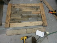 Build A Pallet Coffee Table In 4 Hours For $20 Dollars